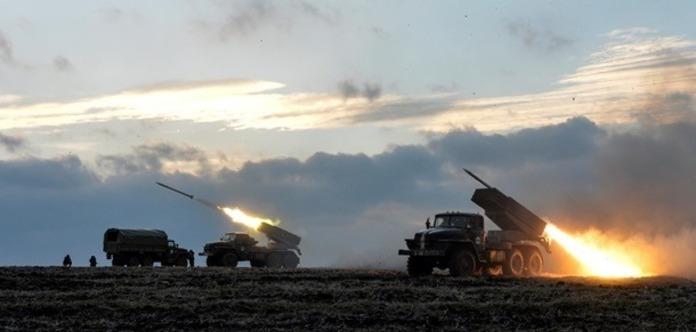 Бойовики застосували проти ЗСУ «Гради» і важку артилерію