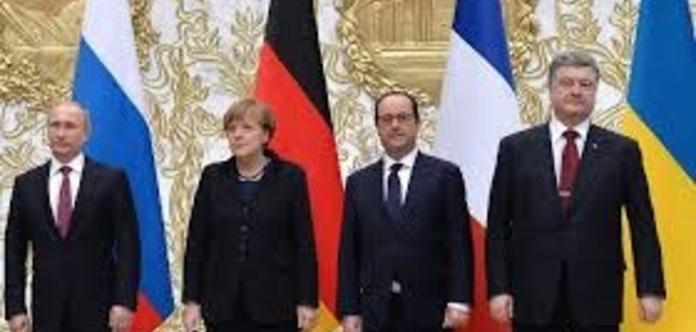 ФРГ подтвердила встречу «нормандской четверки» вБерлине