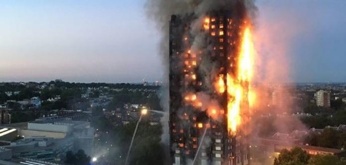 Популярний серіал 24 роки тому передбачив трагедію в лондонській багатоповерхівці