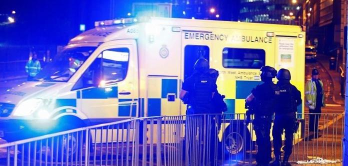 У Манчестері під час вибуху на стадіоні постраждали близько 120 осіб