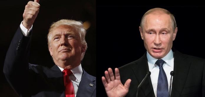 СМИ стали известны темы предстоящих переговоров В. Путина иТрампа