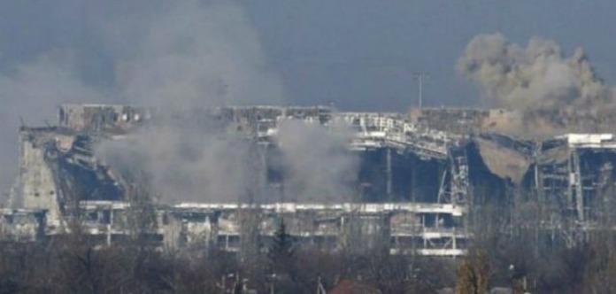 Міноборони: Біля донецького аеропорту знову відновились бої