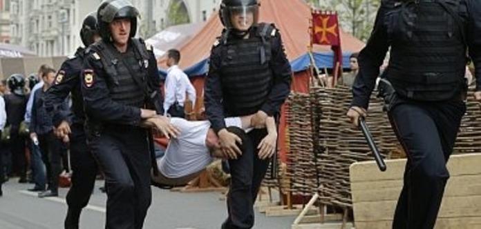 Білий дім засудив масові затримання демонстрантів наантикорупційних акціях уРФ