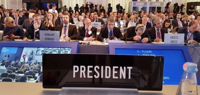 Парубий: Украина будет членом НАТО «неожиданно быстро»