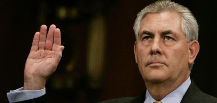 США остаются приверженными поддержанию суверенитета инезависимости Беларуссии - Тиллерсон