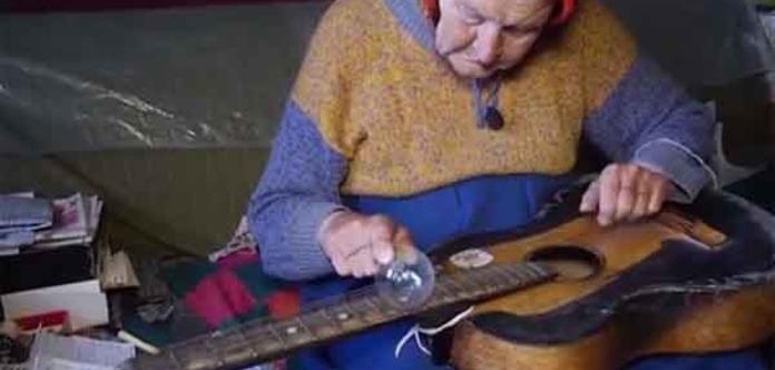 Блюз гомельской бабушки прозвучит наамериканском MTV