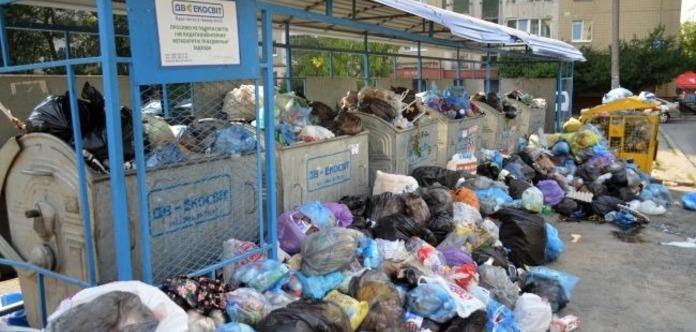 Влада Львова обіцяє очистити місто від сміття за два тижні