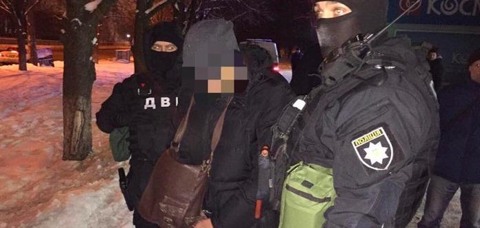 В Киеве полицейский задержан на взятке в $3,5 тысячи