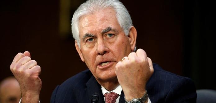 Тиллерсон проинформировал , при каких условиях РФ  сумеет  вернуться вG7