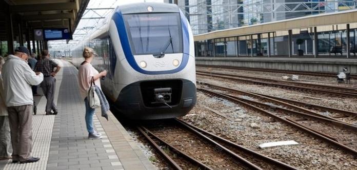 Все поезда в Нидерландах перешли на энергию ветра
