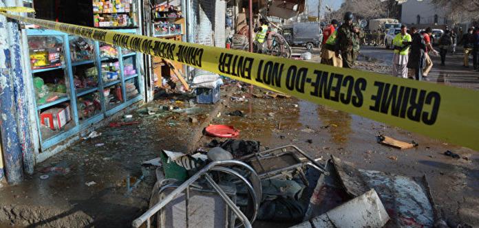 Біля офісу поліції в Пакистані стався вибух, є жертви