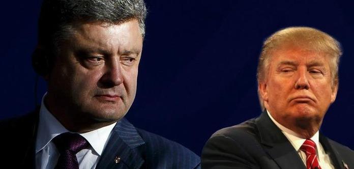 Порошенко объявил  офантастической помощи  состороны Соединённых Штатов Америки