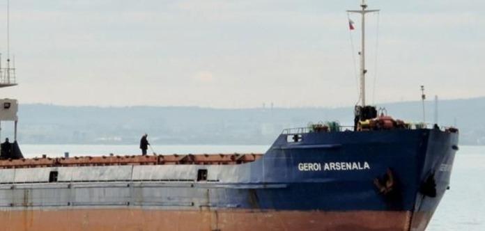 Выживший моряк рассказал подробности крушения сухогруза