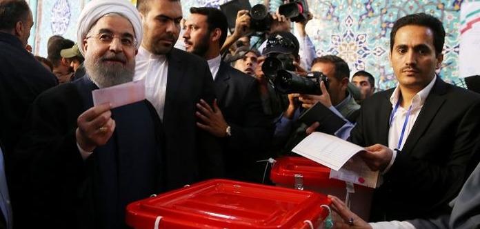 Хасан Рухані переобраний на пост президента Ірану