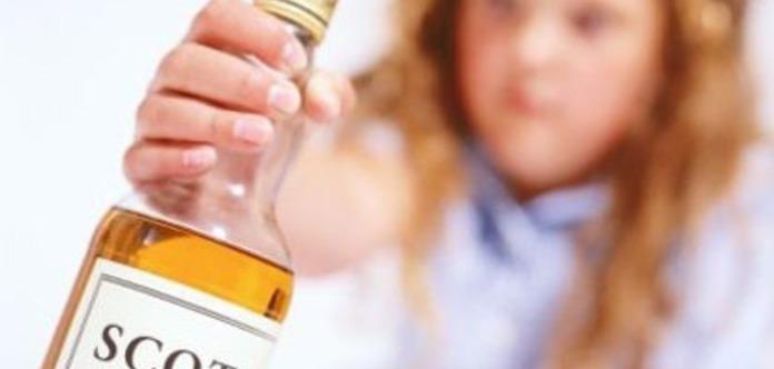 НаЛьвівщині семеро дітей отруїлись алкоголем