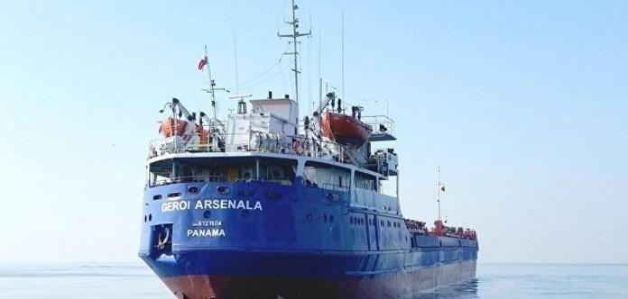 Опубликован список экипажа затонувшего сухогруза