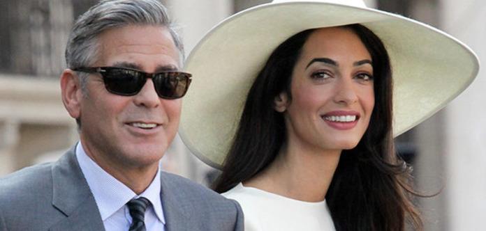 Джордж Клуни стал отцом 2-х близнецов