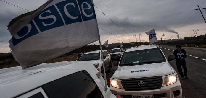 Загострення на Донбасі: ОБСЄ повідомила про понад 300 вибухах за тиждень