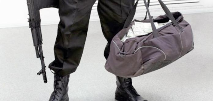 В российской столице наЯрославском вокзале умужчины украли 10 млрд руб.