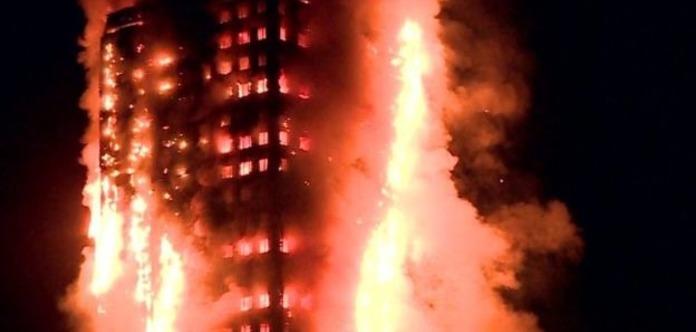 Предпосылкой пожара встолице Англии, унесшего жизни 79 человек, стал холодильник