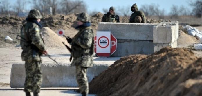 Жители России пешком перешли границу чтобы попросить статус беженцев
