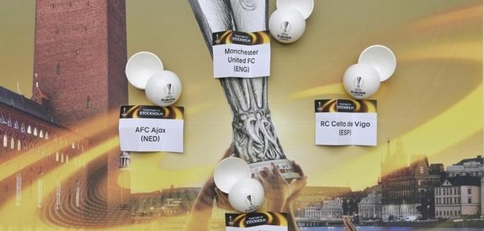 Кто с кем сыграет 4 мая в полуфинале Лиги Европы