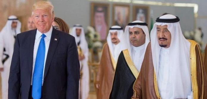 Трамп уклав із Саудівською Аравією збройову угоду на півтрильйона доларів