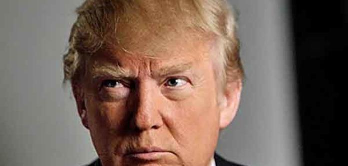 Рейтинг схвалення президента Трампа уСША впав дорекордно низького рівня