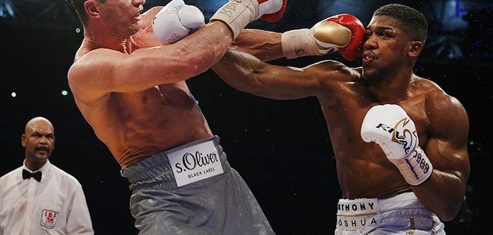 УДжошуа підтвердили матч-реванш із Кличком