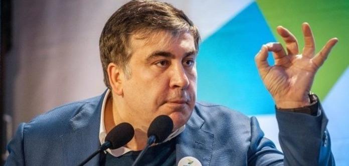 Сакварелидзе проинформировал, что вгосударстве Украина зарегистрирована фейковая партия Саакашвили