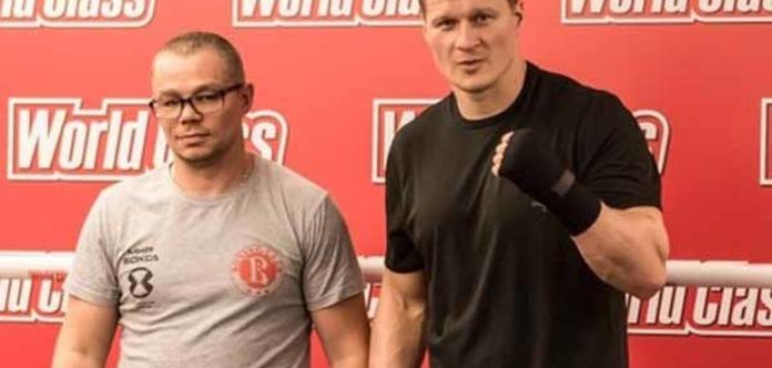 Україна проти Росії: з'явилося відео кращих моментів бою Руденко-Повєткін