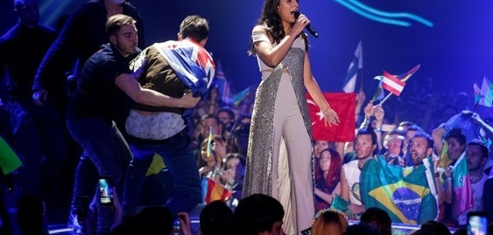 Джамала вперше прокоментувала витівку Седюка на Євробаченні
