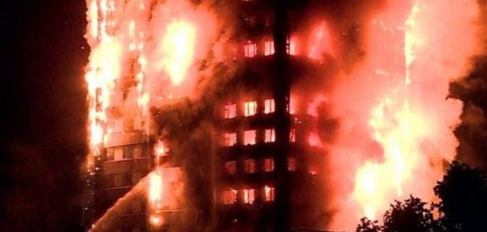 Жертвами пожежі влондонській висотці стало шестеро людей— поліція