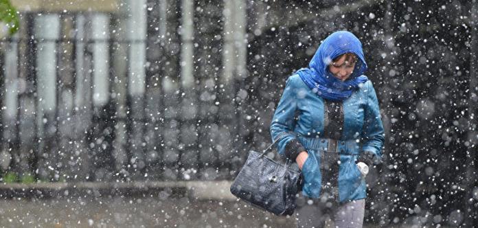 Предупреждение осильном ветре в столице продлится довечера 2июня— Синоптики