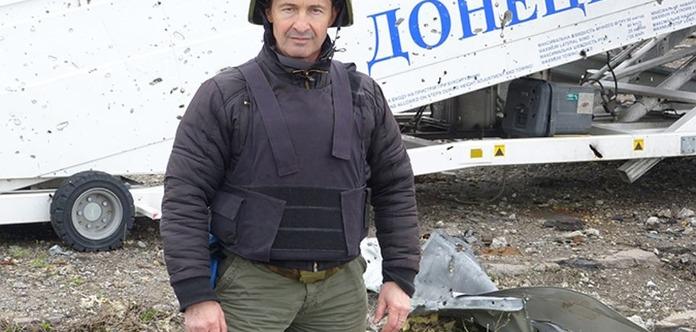 Замгенпрокурора: Итальянский корреспондент Рокелли заехал наДонбасс без разрешения