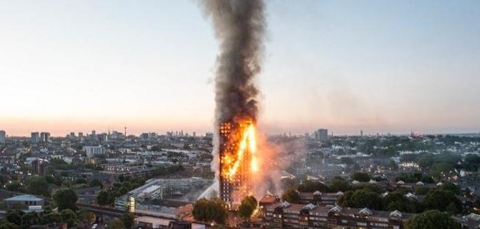 Поліція Лондона каже про 58 загиблих через пожежу ухмарочосі