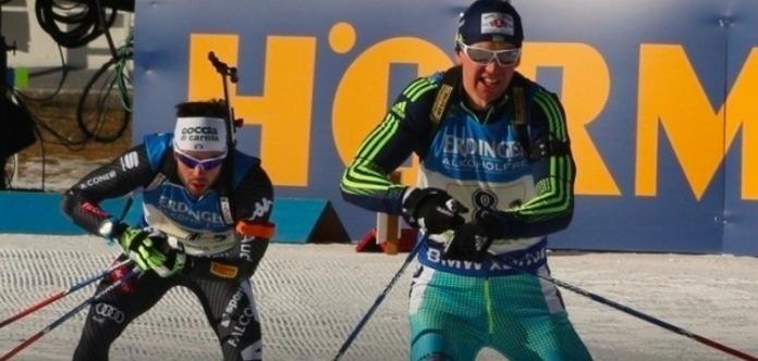 Українські біатлоністи посіли 4 місце в естафеті в Рупольдингу