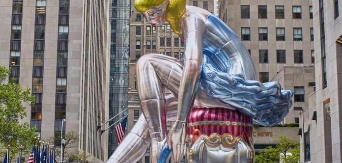Скульптора з США звинуватили у плагіаті порцелянової фігурки української майстрині