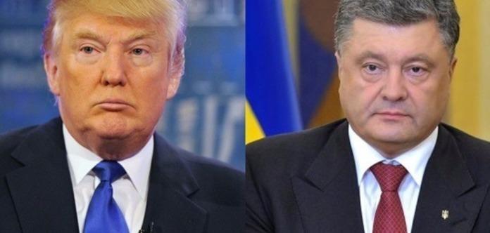 МИД Украины подтвердил намеченную встречу Трамп иПорошенко