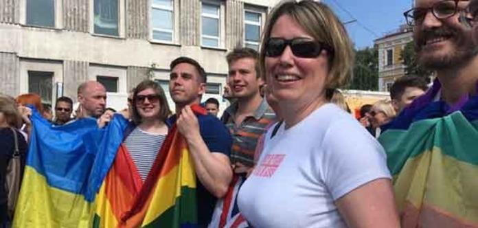ЛГБТ-марш уКиєві: затримано сімох людей, утому числі депутата