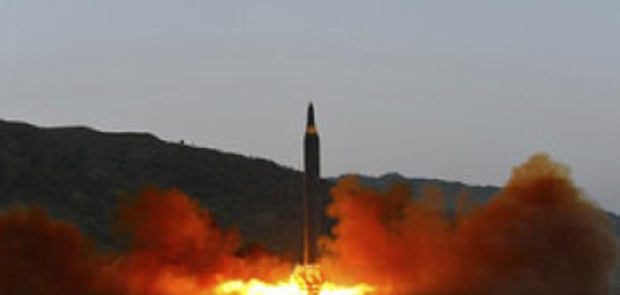 З'явилося відео випробувань нової системи ППО військами КНДР