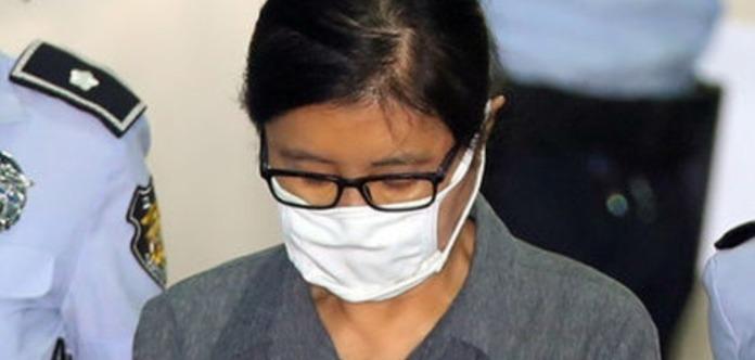 ВЮжной Корее подруга экс-президента получила 3 года тюремного заключения