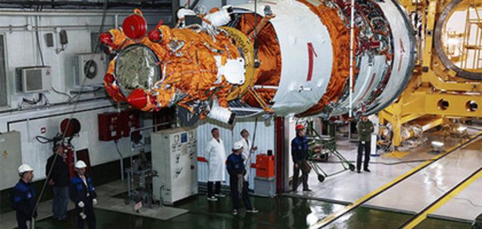 В «Роскосмосе» сказали , что спутник «Ресурс-П» невыходил изстроя
