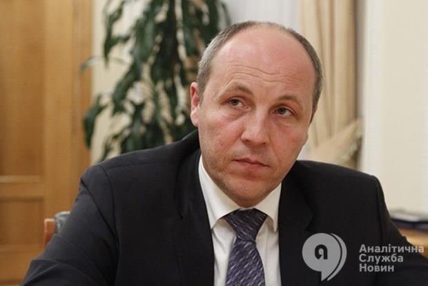 Андрей Парубий: Нет в Верховной Раде старших и младших братьев