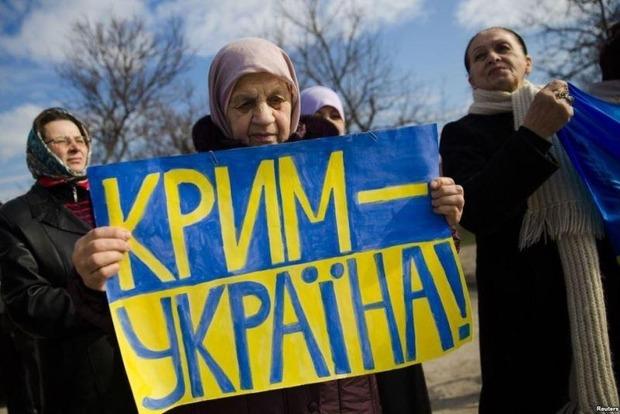Свой Меджлис и виртуальные украинские классы. Как Россия будет