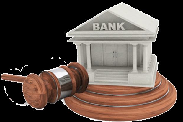 За март 2017 года банки подали в суды почти 40 тыс. исков против своих клиентов