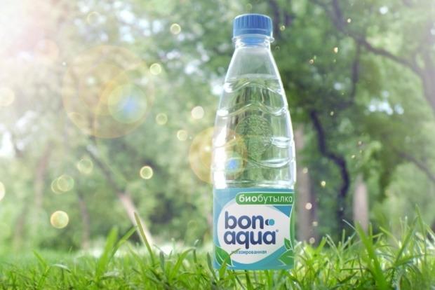 Начинайте утро с Bonaqua