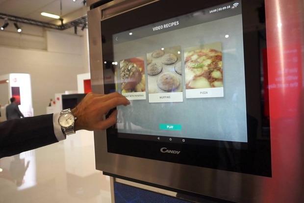 Духовка мечты: видим, как готовится еда, управляем с помощью смартфона