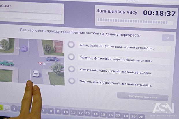 ВМВД поведали оновых билетах для получения водительских «прав»
