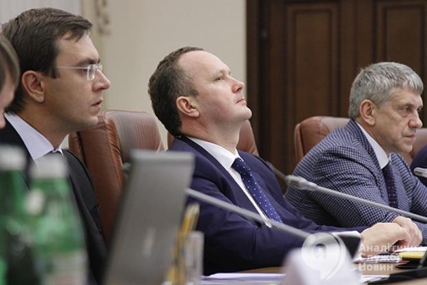 Конфлікт у Кабміні: голова Держекоінспекції звинуватив міністра екології в підтримці підозрюваного в корупції